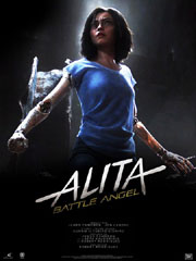 Zum Film Alita: Battle Angel