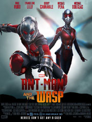 Ant-Man And The Wasp - Poster