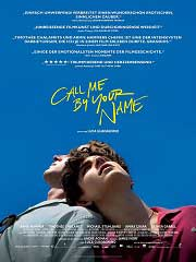 Call Me By Your Name - Poster