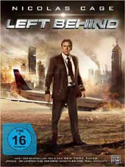 Left Behind - Poster