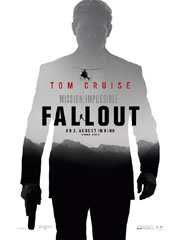 Mission Impossible: Fallout - Poster