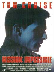 Mission Impossible - Poster