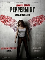 Peppermint: Angel of Vengeance - Poster