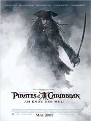 Pirates of the Caribbean - Am Ende der Welt - Poster