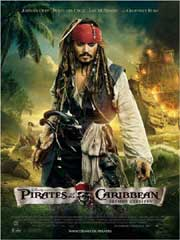 Pirates of the Caribbean: Fremde Gezeiten - Poster