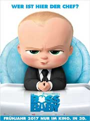The Boss Baby - Poster