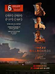 Three Billboards Outside Ebbing, Missouri - Poster